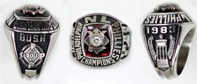 Philadelphia Phillies 1983 National League Championship Ring
