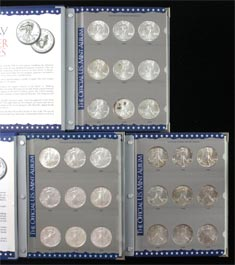 Incredible Collection of Coins Money US Gold Silver Coin Eagles bullion numismatic