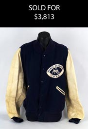 Ordell Braase 1958 Baltimore Colts World Champions Jacket