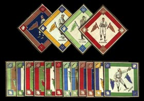 1914 B18 Blankets Near Master Set of (180/201) with Complete Set of (90) Players & Both Cobb and Jackson Variations