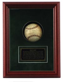 Official American League Reach Baseball From Washington Senators First Ever Sunday Home Game May 19 1918