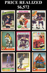 1973-1979 O-Pee-Chee NHL & WHA Complete Run of (10) Sets