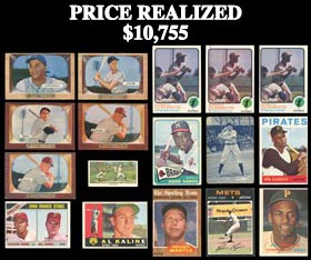 Incredible 1913-1980 Baseball Collection of (9,659) Cards�Absolutely Loaded with Hall of Famers & Stars
