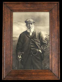 Old Tom Morris Turn-of-the-Century Photographic Print