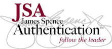 James Spence Authentications
