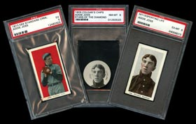 The Addie Joss Card Collection