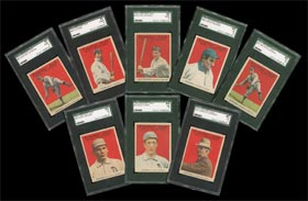 Amazing 1914 & 1915 Cracker Jack Baseball Card Find
