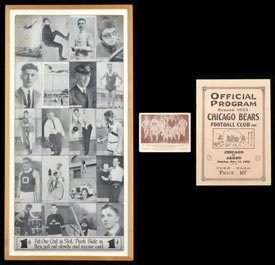 The Lew Lipset Collection of Rare & Scarce Vintage Baseball & Golf Ephemera
